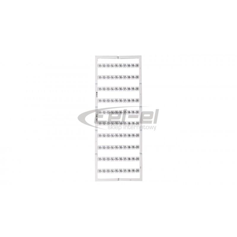 Przełącznik modułowy 16A 1Z 1R z lampką sygnalizacyjną 230V AC/DC Z-SWL230/SO 276307