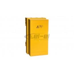 Przekaźnik bistabilny włącz/wyłącz 1P 16A separowany 100-265V AC Inrush BIS-411i 230V