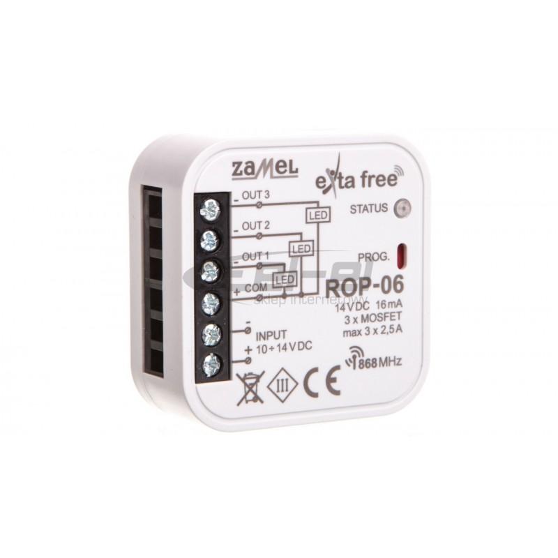 Wyłącznik nadprądowy 1P C 3A 6kA AC 5SL6103-7