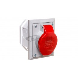 Wskaźnik włączenia LED (oprzewodowanie faza+N) 3mA 230V 067688