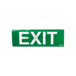 Piktogram 100x300 PM28 exit...
