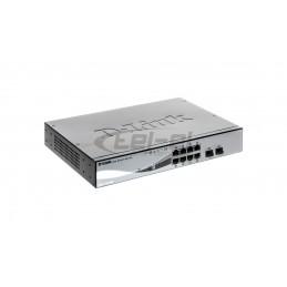 Switch PoE GigaBit. 8 porty...
