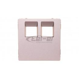 Naświetlacz LED iLUX 20W 1600lm AC220-240V 50/60 Hz Ra-80 IP65 kąt świecenia 120 stopni zimna biała 6400K czarny LD-iLUXC20W
