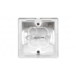 Czujnik kontaktronowy magnetyczny do drzwi metalowych NO/NC biały SMV35
