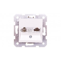 Projektor LED 80W czarny 7200lm 4000K 230V LAMPRIX TECH LP-12-013