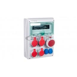 Wyłącznik różnicowoprądowy 4P 25A 0,3A typ AC FH204 AC-250,3 2CSF204003R3250