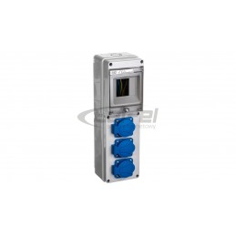 Wyłącznik różnicowoprądowy 2P 63A 0,03A typ AC FH202 AC-630,03 2CSF202004R1630