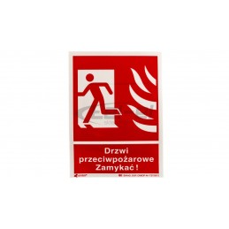 Tabliczka ostrzegawcza...