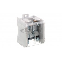 Simon 54 Gniazdo antenowe podwójne TV/DATA typu F antracyt metalizowany DAD1.01/48