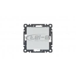 Rozdzielnica modułowa 4x18 natynkowa IP40 Golf (drzwi transparentne) VS418TD