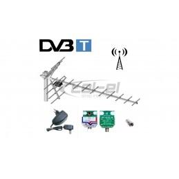 Antena DVB-T kierunkowa...