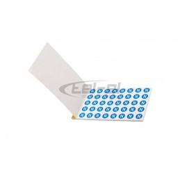 Szyna łączeniowa — łatwa do cięcia — 4-biegunowa 12modułów 100A A9XPH512