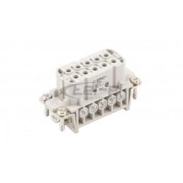 Szybkozłączka 3x 0.5-2.5mm2 transparentnapomarańczowa 2273-203 blister 30szt 2273-203996-030