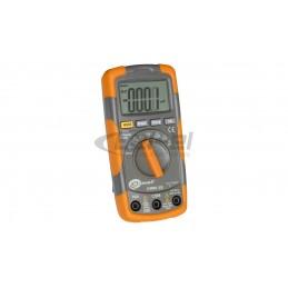 Szybkozłączka 5x0.2-4mm2 transparentna  pomarańczowa 221-415 blister 8szt 221-415996-008