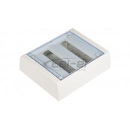 Przełącznik piórk. krzywkowy woltomierza. 3L-N. 45°. 12A. mocowany śrubą K1D023MLH