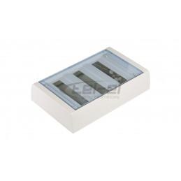 Przełącznik piórk. krzywkowy woltomierza. 3L. 45°. 12A- mocowanie śrubowe K1D024MLH