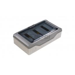 Przełącznik piórkowy krzywkowy woltomierza. 3L i 3L-N. 45°. 12A. dla O 22mm K1F027MCH