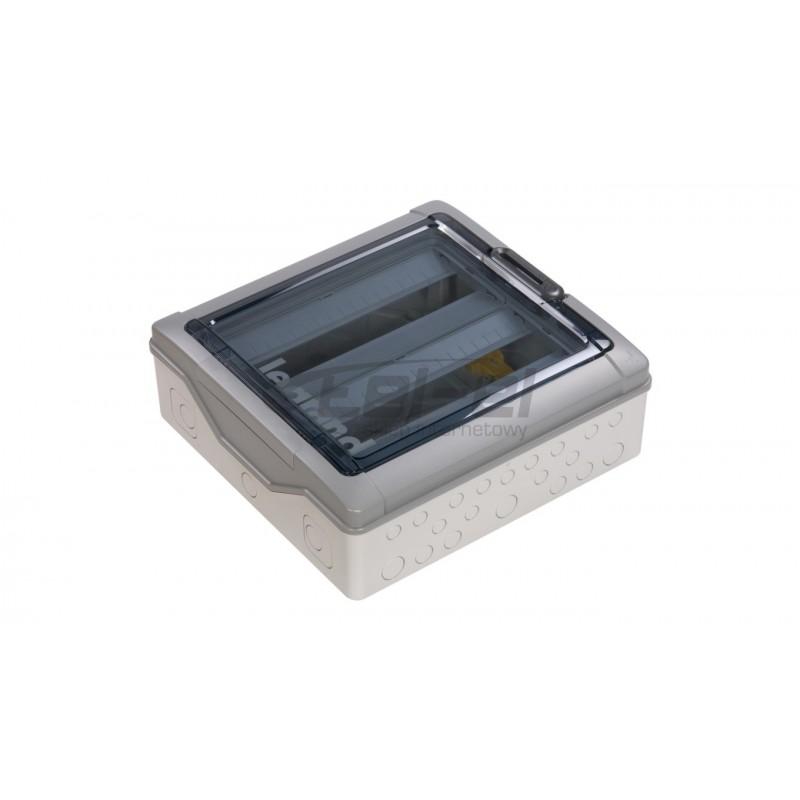Przełącznik piórkowy krzywkowy woltomierza. 3L i 3L-N. 60°. 12A. moc. śrub. K1F037MLH