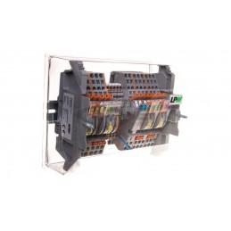 Przekaźnik przemysłowy 4P 24V DC IP40 AgNi R4N-2014-23-1024-WT 860409