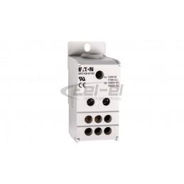 Simon 54 Premium Przycisk potrójny z podświetleniem LED (moduł) 10AX. 250V~. szybkozłącza biały DP31L.0111