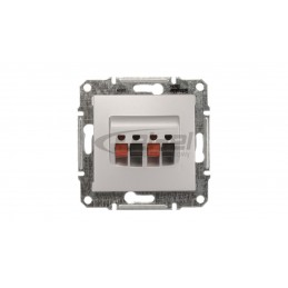 DECO Sterownik roletowy elektroniczny (sterowanie lokalne) biały DSR-1