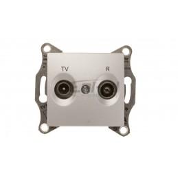 DECO Sterownik roletowy elektroniczny (sterowanie lokalne) beżowy 1DSR-1