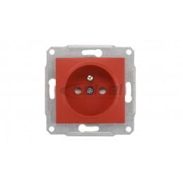 DECO Sterownik roletowy elektroniczny (sterowanie lokalne) srebrny metalik 7DSR-1