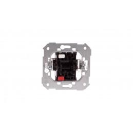 DECO Moduł rozszerzający puszkę natynkową pojedynczą. składaną do ramek wielokrotnych DECO czarny mat 12DPU-2