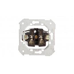 DECO Puszka montażowa pojedyncza do gniazda ssącego odkurzacza centralnego DECOvac biały DPV-1