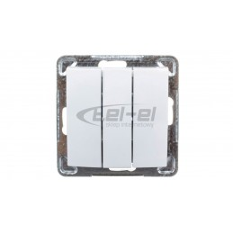 Rozdzielnica modułowa 1x12 natynkowa IP40 SRn-12/B (N+PE) 1.13