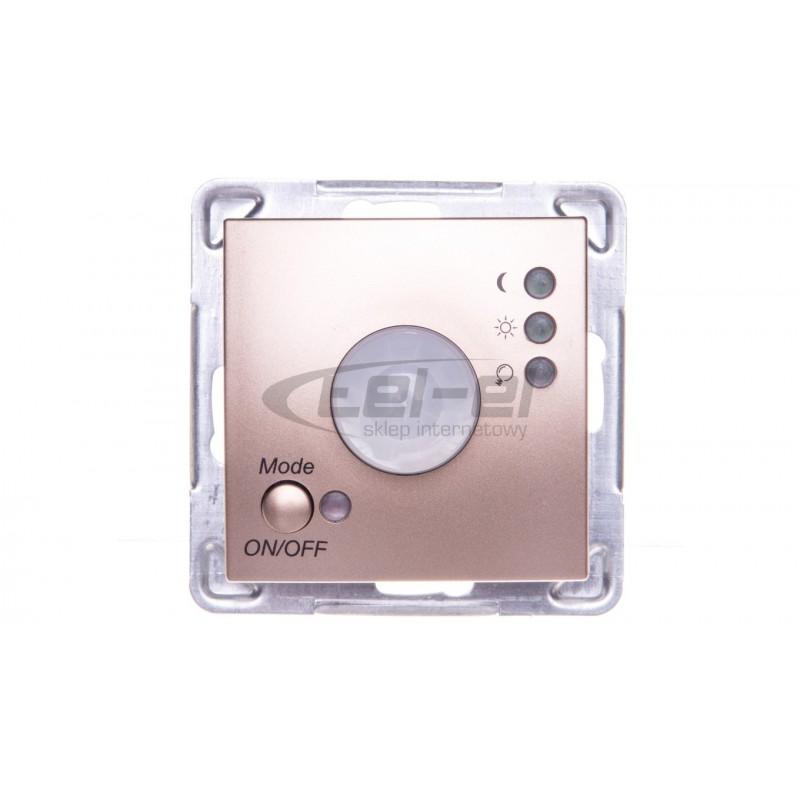 Sygnalizator zewnętrzny akustyczno-optyczny niebieski PIEZO SP-4001 BL