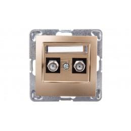 Sygnalizator akustyczno-optyczny wewnętrzny LD95R