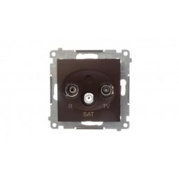 Simon 82 Łącznik zwierny /przycisk + łącznik schodowy/ mechanizm 75301-39
