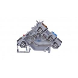 Automat schodowy z funkcją sygnalizacji wyłączenia oświetlenia 10A 0.5-10min 230V AC AS-221T