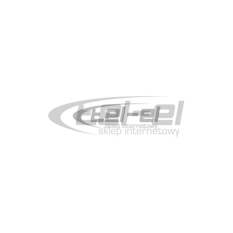 CELIANE Plakietka gniazda głośnikowego podwójnego tytan 068512
