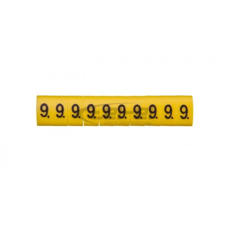 CELIANE Ramka potrójna uniwersalna żółta 066673