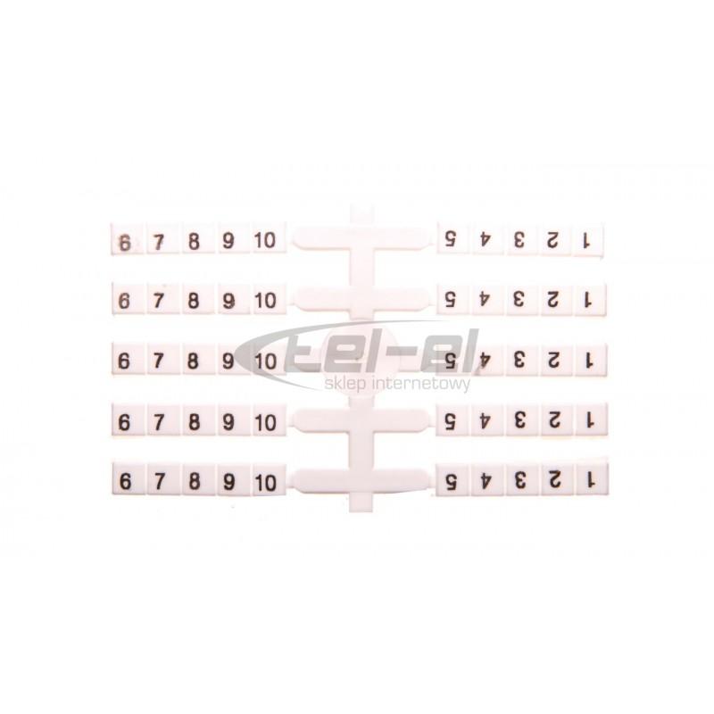 CELIANE Ramka potrójna szkło mokka 069463