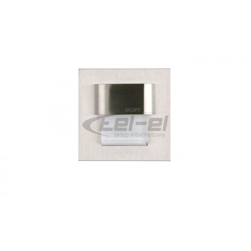 Radiowy nadajnik klawiszowy 2-kanałowy biały RNK-02W EXF10000066