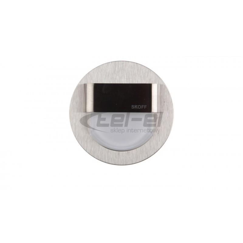 Radiowy nadajnik klawiszowy 4-kanałowy biały RNK-04W EXF10000085