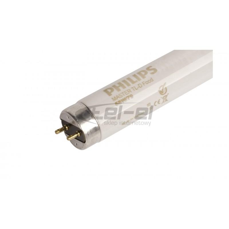 Oprawa LED MOZA PT 230V AC czujnik BIA czerwona 01-222-53 LED10122253