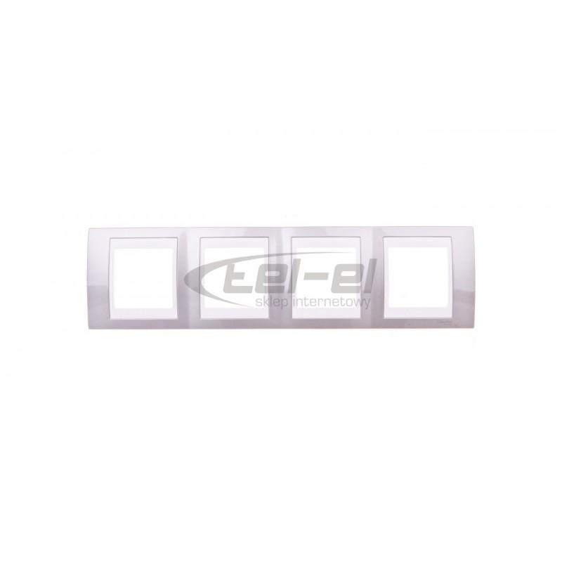 Oprawa LED MUNA PT 230V AC czujnik ALU biała ciepła 02-222-12 LED10222212