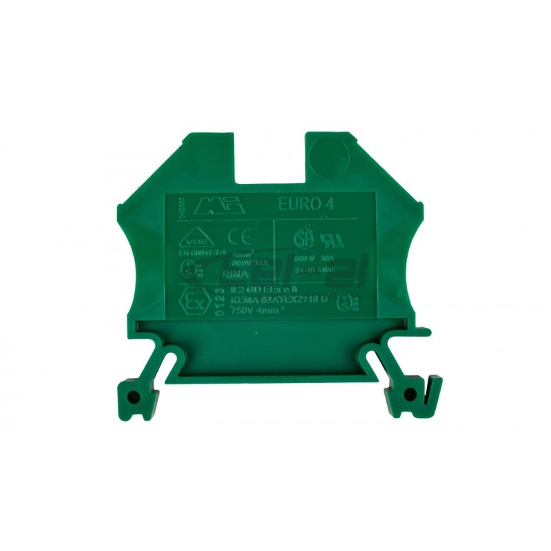 Oprawa LED MUNA PT 230V AC czujnik STA zielona 02-222-24 LED10222224