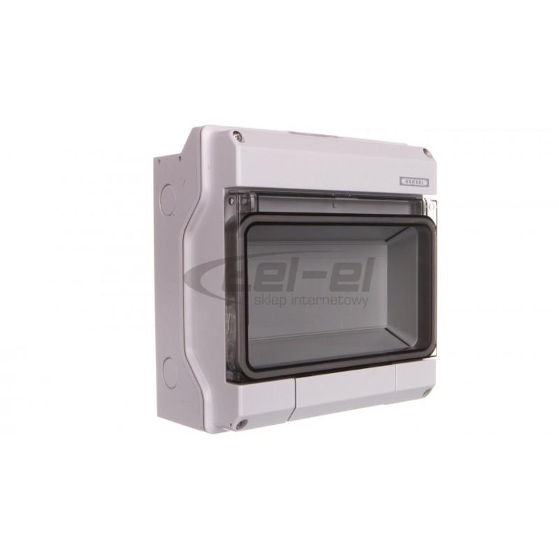 Oprawa LED MUNA PT 230V AC czujnik GRF czerwona 02-222-33 LED10222233