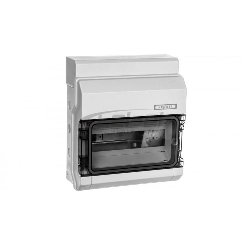 Oprawa LED MUNA PT 230V AC czujnik GRF zielona 02-222-34 LED10222234