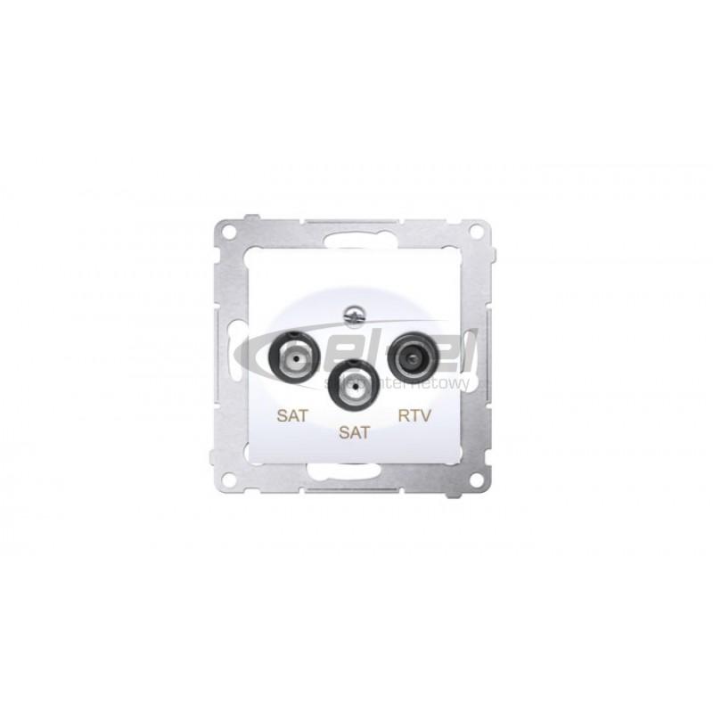 Oprawa LED MUNA PT 14V DC akumulator ALU zielona 02-213-14 LED10221314