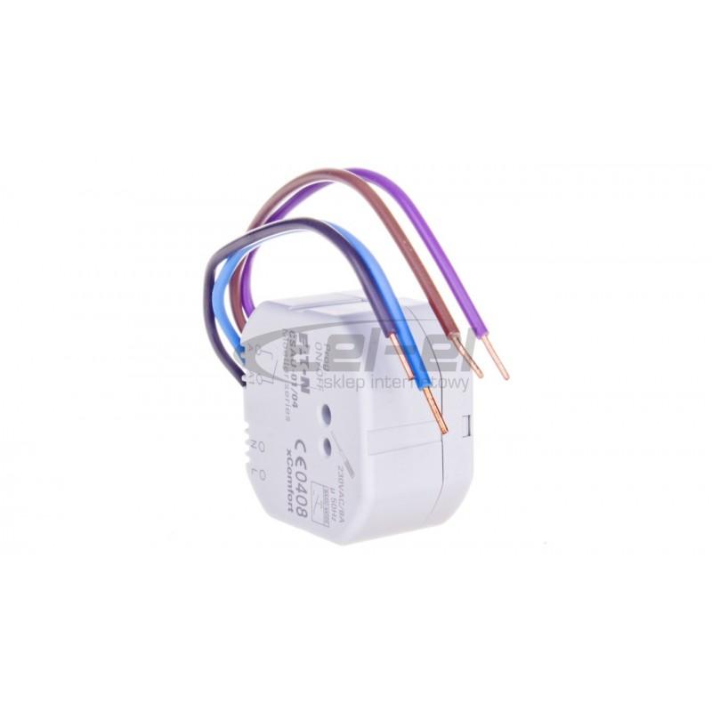 Oprawa LED MUNA PT 14V DC akumulator ZLO czerwona 02-213-43 LED10221343