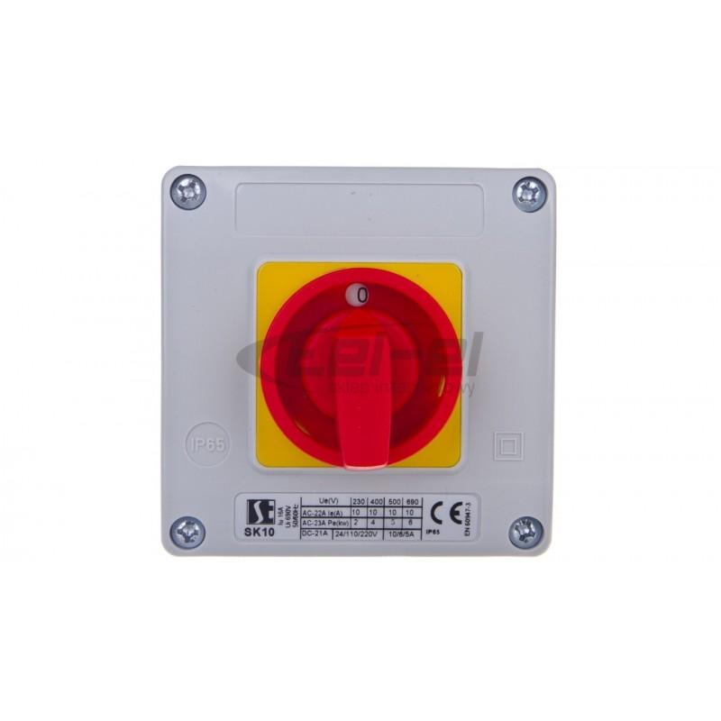 Oprawa LED MUNA PT 14V DC radio STA niebieska 02-214-25 LED10221425