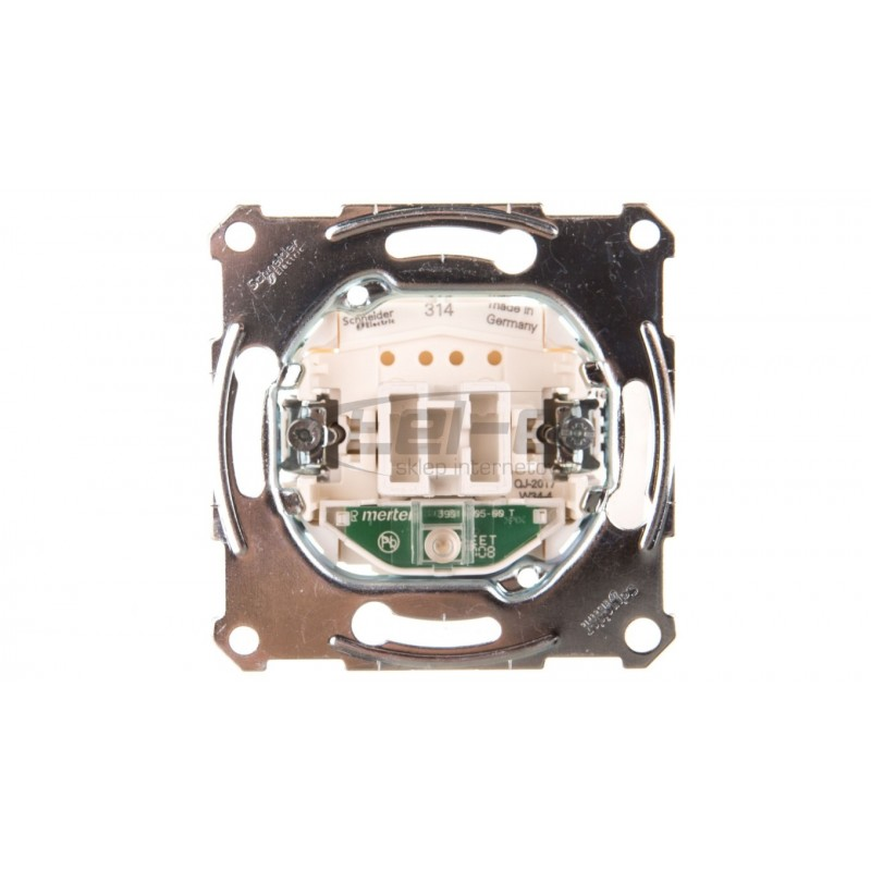 Oprawa LED MUNA PT 14V DC radio GRF czerwona 02-214-33 LED10221433
