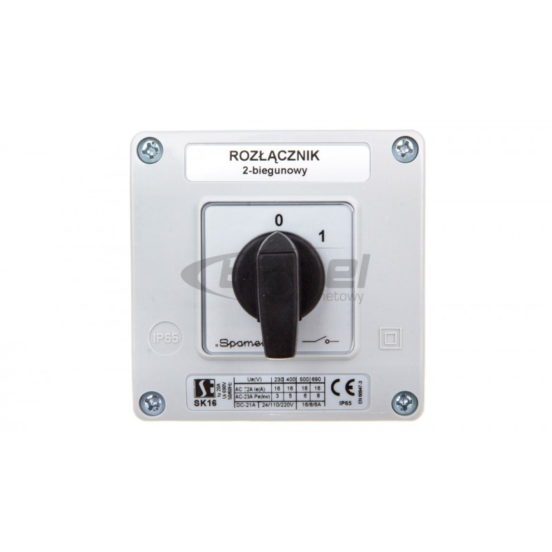 Oprawa LED MUNA PT 230V AC radio ALU biała ciepła 02-224-12 LED10222412