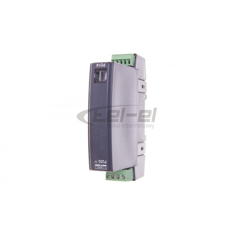 Oprawa LED MUNA PT 230V AC radio STA niebieska 02-224-25 LED10222425